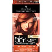 Schwarzkopf Couture Coppers 5.84 Chocolate Copper Hair Color