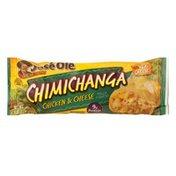 José Olé Chimichanga Chicken & Cheese