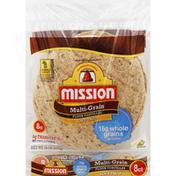 Mission Multi Grain Soft Taco Flour Tortillas