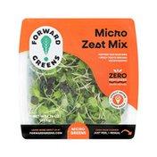 Forward Greens Micro Zest Mix