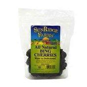 SunRidge Farms All Natural Bing Cherries