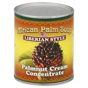 African Palm Soup Palmnut Cream Concentrate, Liberian Style