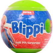 Blippi Ball Pit Surprise, Series 1
