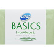 Dial Soap Bars, Hypoallergenic, 2 Pack