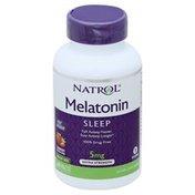 Natrol Melatonin, Extra Strength, 5 mg, Tablets, Strawberry, Value Size