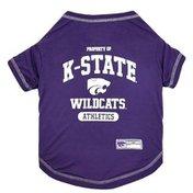 Pet First Extra Small NCAA Kansas State Wildcats Dog T-Shirt