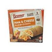 Bremer Ham & Cheese Stuffed Sandwich