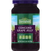 Springfield Grape Jelly, Concord