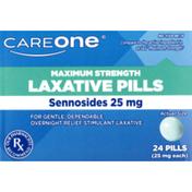 CareOne Maximum Strength Laxative Pills