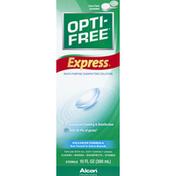 Opti-Free Disinfecting Solution, Multi-Purpose, Everyday Comfort