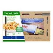 Home Chef Crispy Buffalo Chicken Mac And Cheese