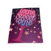 Avanti Wine Sweet Wine Greeting Card