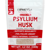 Health Plus Psyllium Husk, Gluten Free