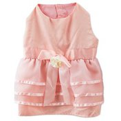 You & Me Medium Flowergirl Dress for Dogs