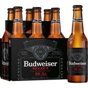 Budweiser Select Light Beer Bottles