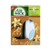 Air Wick Freshmatic Ultra Vanilla Passion Automatic Spray - 1 KIT