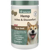 NRV Aches & Discomfort Hemp for Dog