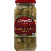 Mezzetta Olives, Garlic Stuffed