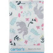 Carter's Crib Sheet, Fitted