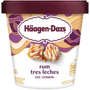 Haagen-Dazs Rum Tres Leches Ice Cream