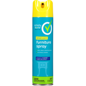 Simply Done Furniture Spray, Lemon Scent