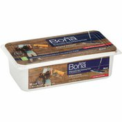 Bona Disposable Wet Cleaning Pads for Hardwood Floors
