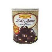 Ahmed Foods Kala Jamun Fried, Evaporated Milk Balls in Sugar Syrup