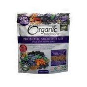 Organic traditions Delicious Berry Burst Probiotic Smoothie Mix