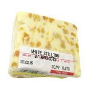 Stilton Cheese With Apricot
