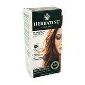 Herbatint Permanent Hair Color 8R Light Copper Blonde