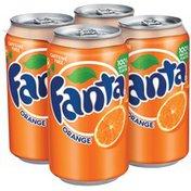 Fanta Orange 12 Oz Soda