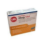 Life Brand Extra Strength Allergy Total Relief