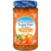 Polaner Sugar Free with Fiber Orange Marmalade