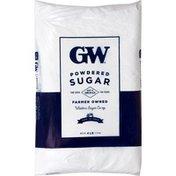 GW Sugar, Powdered