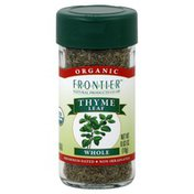 Frontier Thyme Leaf, Whole