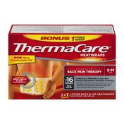 ThermaCare Heatwraps Lower Back & Hip S-M - 3 CT