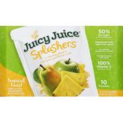 Juicy Juice Juice Beverage, Tropical Twist