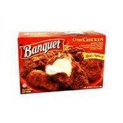 Banquet Crispy Chicken Variety Pack, Hot & Spicy