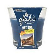Glade Glade Fall 3.8oz Candle Hit The Road