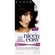 Nice 'n Easy Non-Permanent Hair Color, 79 Dark Brown