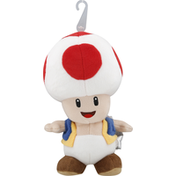 Little Buddy Toy, Super Mario, Toad, Small