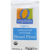 O Organics Bread Flour, Organic, Enriched, Unbleached