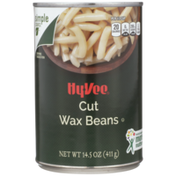 Hy-Vee Cut Wax Beans