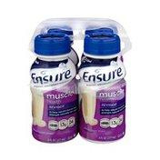 Ensure Muscle Health Revigor Banana Cream Shake - 4 PK