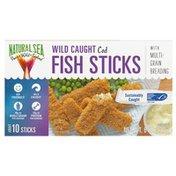 NATURAL SEA Wild Caught Cod Fish Sticks
