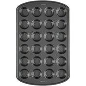 Wilton Perfect Results Premium Non-Stick Mini Muffin and Cupcake Pan, 24-Cavity