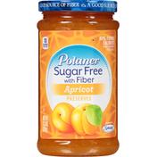 Polaner Sugar Free with Fiber Apricot Preserves