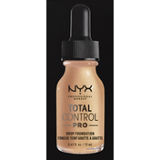 NYX Professional Makeup Drop Foundation, Nude TCPDF6.5