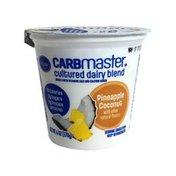 Kroger Carbmaster Pineapple Coconut Yogurt