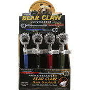 Bear Claw Back Scratcher, Extendable